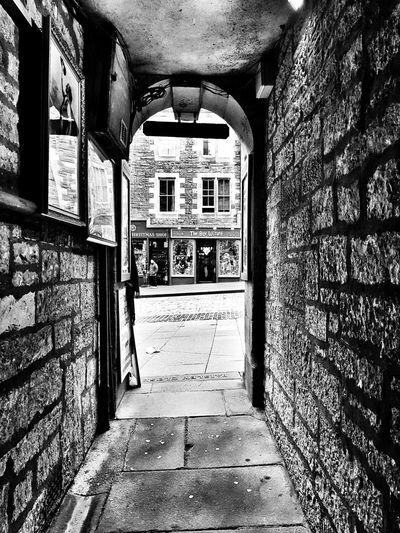 Edimburgh Edinburghcity Ancient Scotland Food Architecture Built Structure