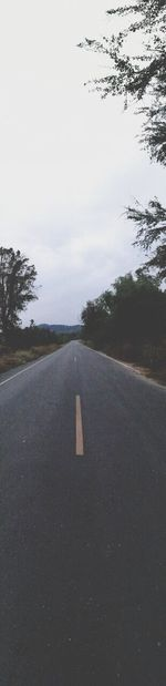 Road The Way Forward Outdoors