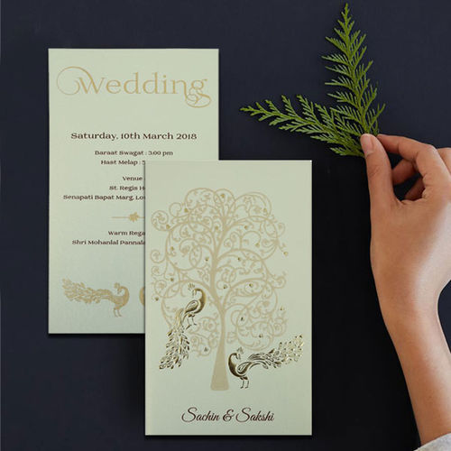 Incorporating beautiful prints and subtle hues, the elegance of Designer Wedding Cards is definitely implausible and falling in love with this card is obvious due is superior quality in pocket friendly prices. Shop Now https://www.a2zweddingcards.com/card-detail/AD-1807 Designer Invitations Designer Wedding Invitations Floral Invitations Floral Wedding Invitations Unique Wedding Invitations Wedding Cards Wedding Invitation Wedding Invitations