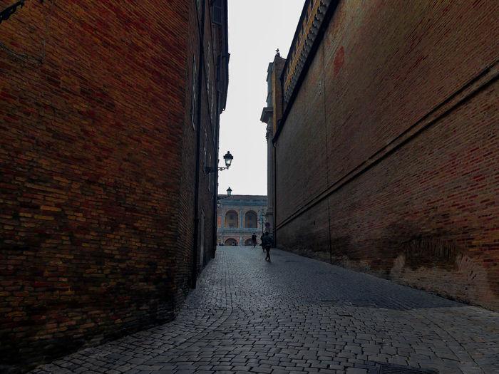 Loreto strada