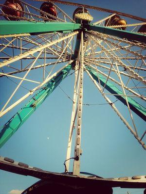 Toyasphotography Farris Wheel Moon Makin Memories