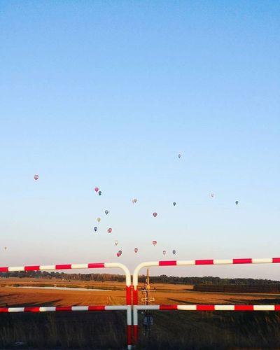 Baloon Balony Hotairballoon Balon Lotnisko Kruszyn Włocławek Sky With Baloon XD Morebaloons Baloons