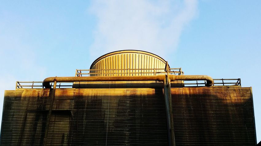 Blue Sky Sugar Mill Mill Water Coolers QLD Melbourne Rocks Photography Pattern, Texture, Shape And Form