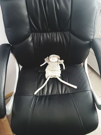 Doll Doll In The Chair Horror Indoors  No People Crime Sitting Childhood Weapon Day Close-up