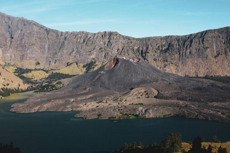 Mount Rinjani,