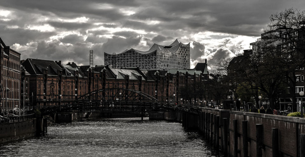Hamburg Hamburg Harbour Elbphilharmonie Speicherstadt The Great Outdoors - 2017 EyeEm Awards The Architect - 2017 EyeEm Awards Built Structure Architecture Cloud - Sky Building Exterior Travel Destinations EyeEm Best Edits Arts Culture And Entertainment EyeEm Gallery EyeEm Best Shots EyeEmBestPics Art Is Everywhere Eye4photography  The Photojournalist - 2017 EyeEm Awards Neighborhood Map EyeEm Selects