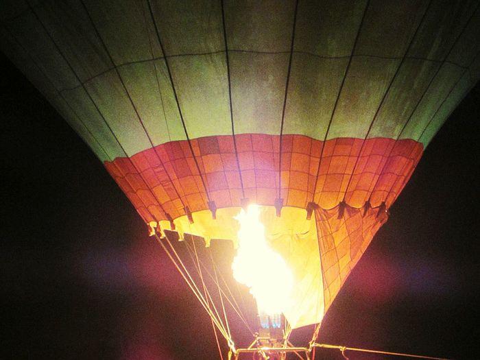 Hot Balloon Hot Balloons Baloon Fire Balloon Night Nightphotography Sky Eyeemphoto