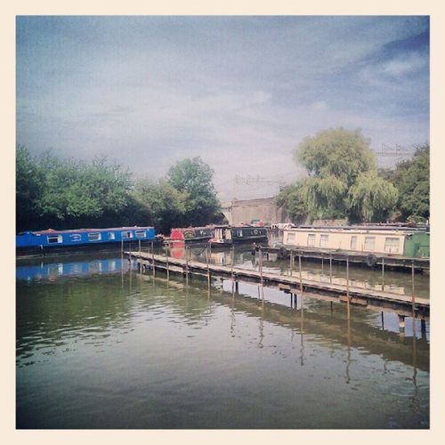Union Canal cruise