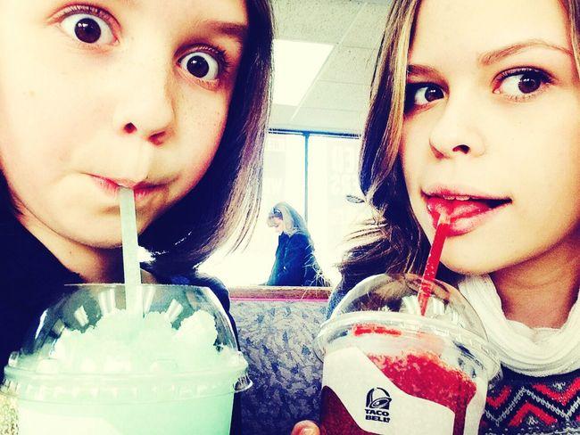 Taco Bell Kickstart Sister