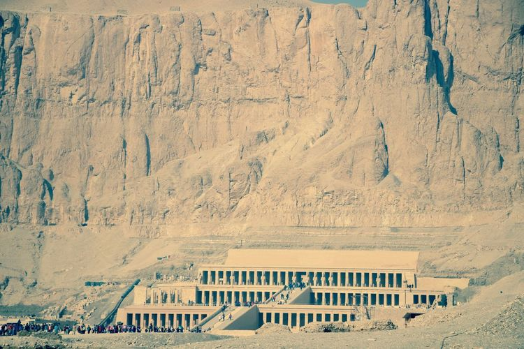 Temple Of the Queen Hatshepsut <3 Architecture Egypt Godsofegypt Hatshepsut History History Place History Through The Lens  Luxo Pharos Queen Temple