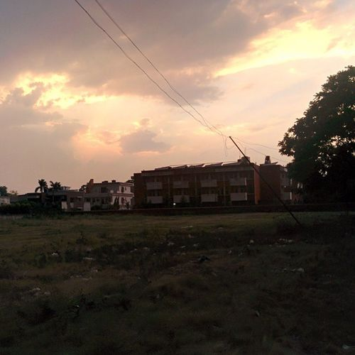 No Filter Current Mausam Beautiful Evening