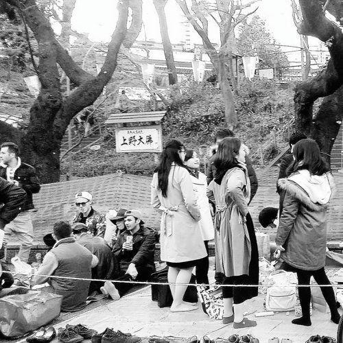 Eyeem Streetphotography EyeEM Tokyo EyeEm Japan EyeEm Gallery Uenopark2016 Tokyouenospring2016 Tokyospring2016 Dusk Tokyo Streetphotography Ueno Park Ultimate Japan Mobilephotography