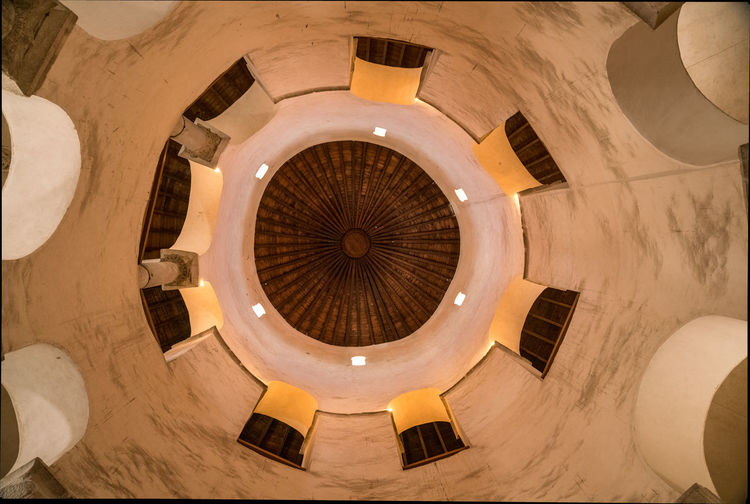 Interior of St