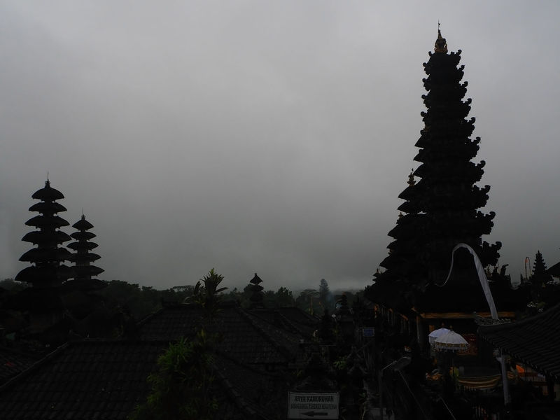 🌧Before rain🌧 Besakih Temple Travel Bali Bali, Indonesia Fine Art Religion Building Exterior Place Of Worship Pagoda Outdoors Landscapes History Day Cultures Travel Destinations Tadaa Community Exceptional Photographs Still Life Silhouette Culture High Angle View Architecture Cloudy Roof Beauty In Nature Welcome To Black The Architect - 2017 EyeEm Awards