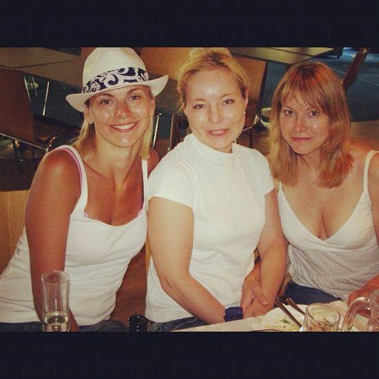 3 sistersсестры семья лето Estonia eesti