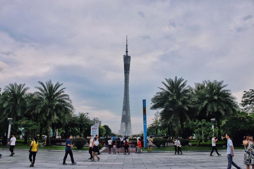 广州 Tower City