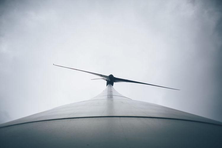 Cloudy Green Sustainable Development Wind Energy Wind Turbine Wind Power Wind Wheel Energy Energy Efficient Energy Industry Powerful Responsibility Substainable Sustainability Sustainable Energy Sustainable Resources Wind Turbines