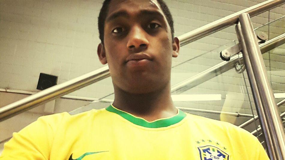 Public Transportation Hello World Brazil2014 WorldCup O ruim de ser brasileiro, é que so festejamos algo que nos agrade. Infelizmente somos egoísta !!