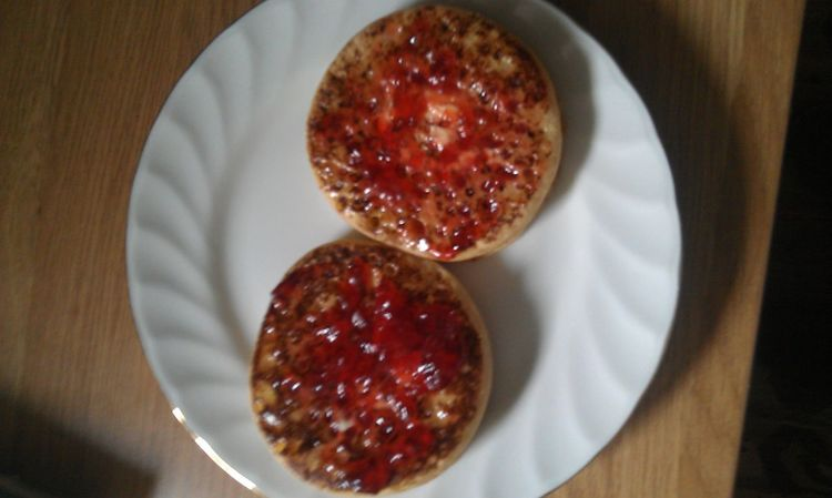 My Favorite Breakfast Moment Food Crumpets Hanging Out Taking Photos Check This Out Relaxing Enjoying Life Today's Hot Look Amazing Modern Art!!! Magical Beautiful Mmmmmmmmm