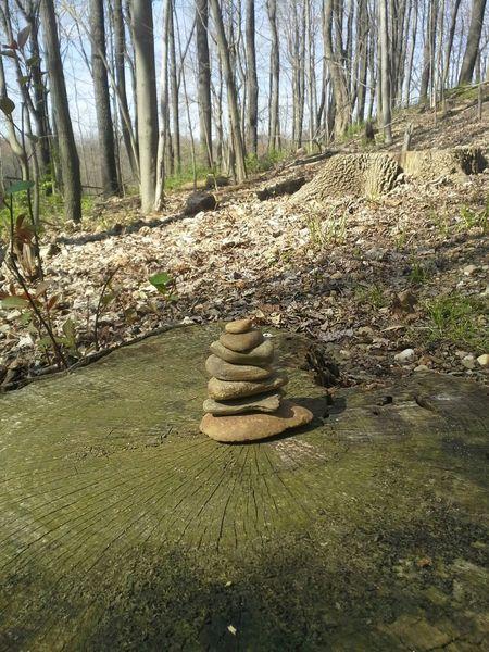 Seems familiar. . Taking Photos Nature Walking Around Rockstacking