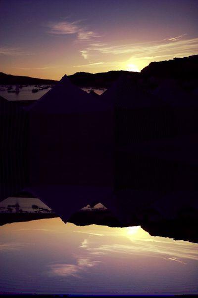 Sunset Beach Saomartinho Sunset