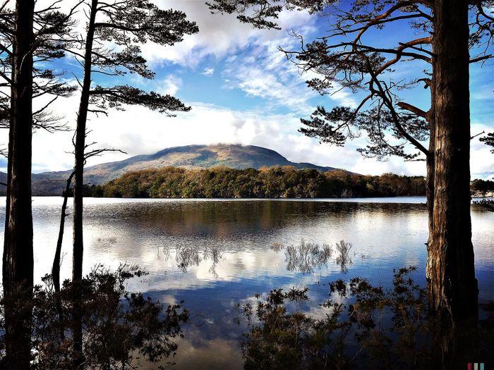 Eyeemphoto Ireland Ringofkerry Mountain Lake Beauty In Nature HDR