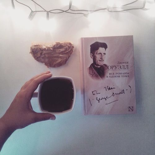 Book Read Tеa Georgeorwell Writer Favorite Myevening ура джорджоруэлл всероманы сборник вечер Чай спокойныечасы СЧАСТЬЕ читаю Ozby Oz
