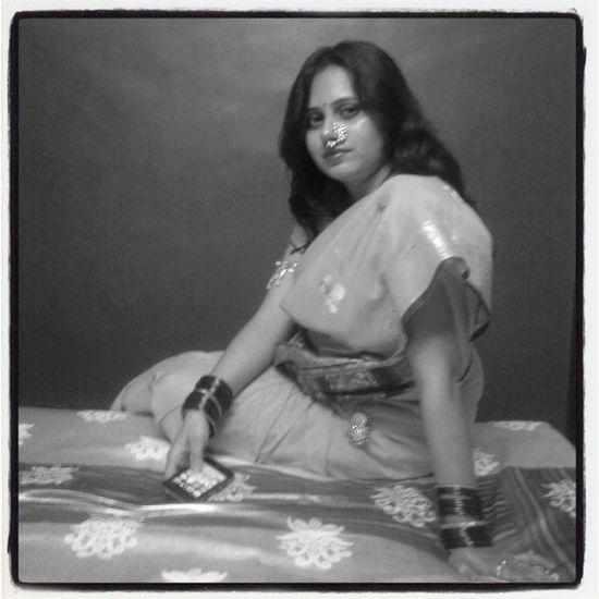 Wifey Kobra (kokanasth brahmin) Nath Marathi Ganpati Instaclick Fun