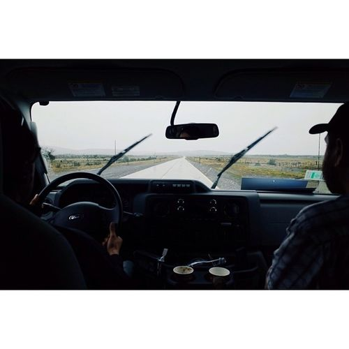 Driving towards Puerto Natales, Patagonia. Travel Travelphotography Patagonia Ricohgr vscocam
