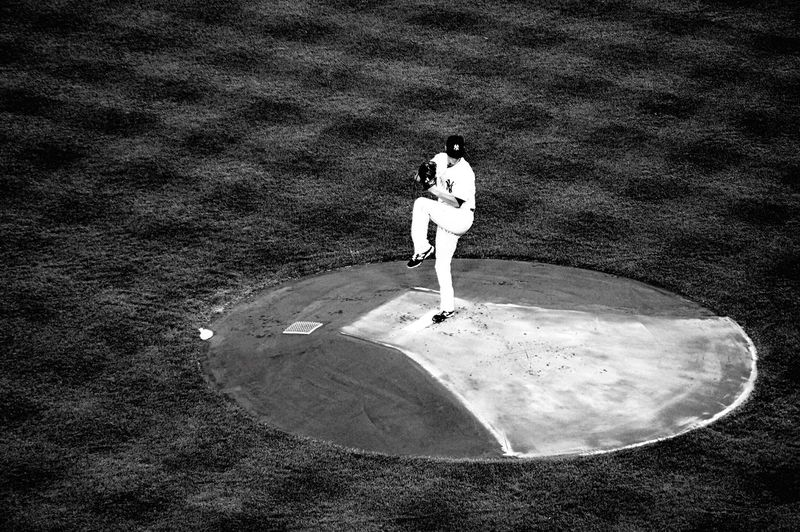 Open Edit The Best Of New York Yankees NYC Photography NYC Sports Photography The Action Photographer - 2015 EyeEm Awards In Motion Monochrome Baseball