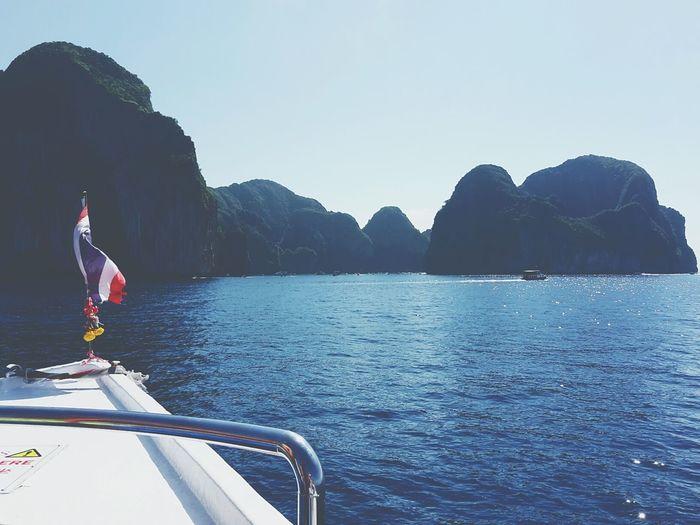 Thailand holidays 2015 Water Outdoors Thailand Trip Mountains Boat Trip Maya Bay