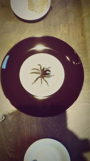 Spider pin check this out