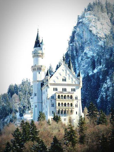 Castello Germania Baviera Favole Disney