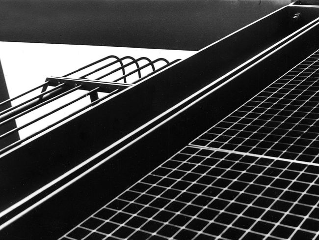 Architecture Blackandwhite Blackandwhite Photography Diagonal Diagonal Lines Low Angle View Minimal No People