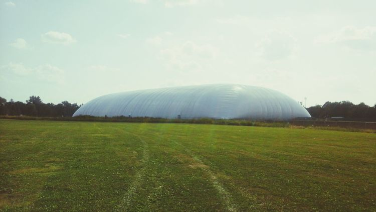 took a photo,sports and recreation,College dome Collected Community