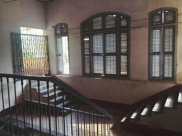 Stairways Silent Moment Chauvanliemhighschool Alone ưaIndochine y