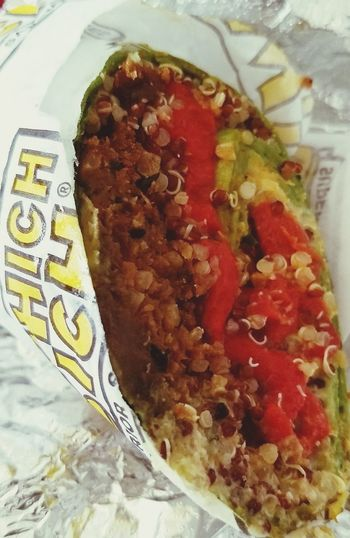 Superfood Wich Which Wich Food Food And Drink No People Ready-to-eat Freshness High Angle View Indoors  Close-up Healthy Eating Day