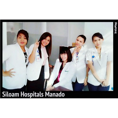 Doctor  Nutritionist Dietitian In_white Siloam_hospitals_manado From  Indonesian Asean Girl