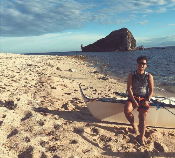 Eyeemphoto island beach get away.