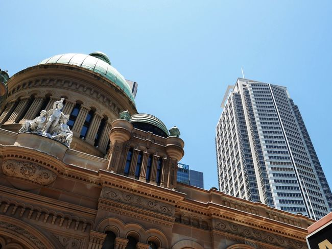 Queenvictoriabuilding Queenvictoria Sydney, Australia Sydneycity Townhall