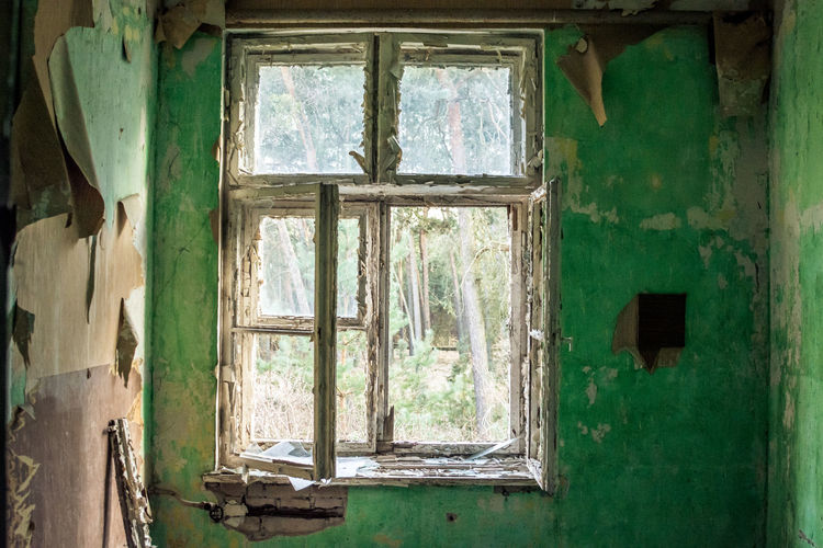 No People Day Abandoned Lostplaces Ruin Decay Forgotten Window Architecture Old Built Structure Run-down Damaged Building Glass - Material Indoors  Weathered House Obsolete Deterioration Decline Transparent Bad Condition Window Frame Ruined