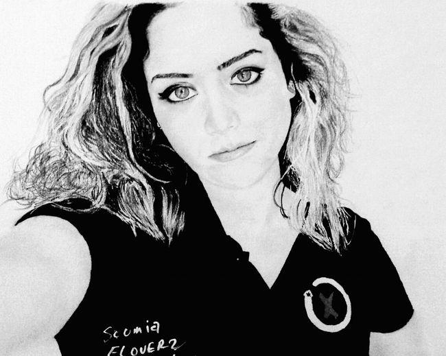 My last art work. Drawing Painting Art Artist Pencil Drawing ArtWork Realistic Beautiful Green Eyes Eye Drawing Pencil Draw Pencilwork Hair Selfie Portrait Blackandwhite Portrait Drawing Pencilart Art, Drawing, Creativity Hair Style