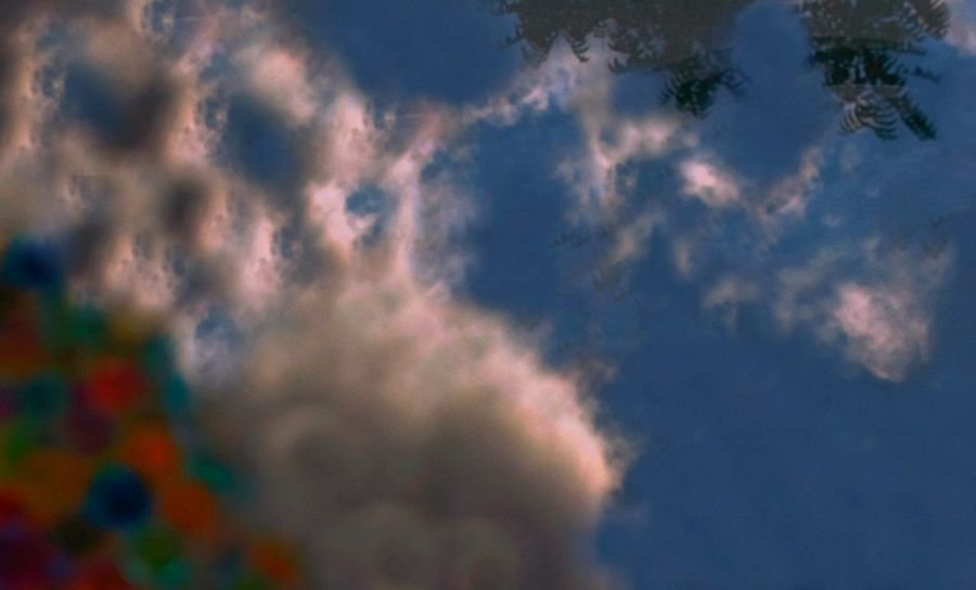 """""""Pipe dreaming"""" (2018) Daylight Outdoor Photography Abstract Photography Abstract Art Clouds And Sky Clouds Colorful Background No People Outdoors Nob0 O.o Multi Colored Backgrounds Blue Full Frame Abstract Sky Close-up Cloud - Sky Abstract Backgrounds"""