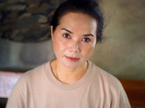 My mom's #Mom  Portrait Looking At Camera Headshot Close-up