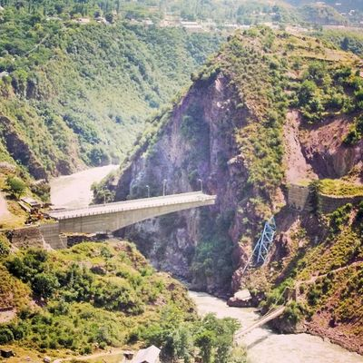 ABridgeToNoWhere Brokenbridge Kashmir Pakistan Uri PakistanTransport CapturePak IExplorePakistan IExploreKashmir IPhotographKashmir IPhotographPakistan Revoshotsphotography Revoshots Kpc Nikon NikonPakistan Rebel Revo Freedom