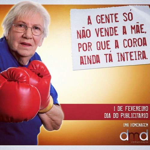 DiaDoPublicitario Vender Mãe Sóquenão Inteira Talvez Depois Publicidade Publicitarios PP Sorocaba Uniso TargetComunicacao