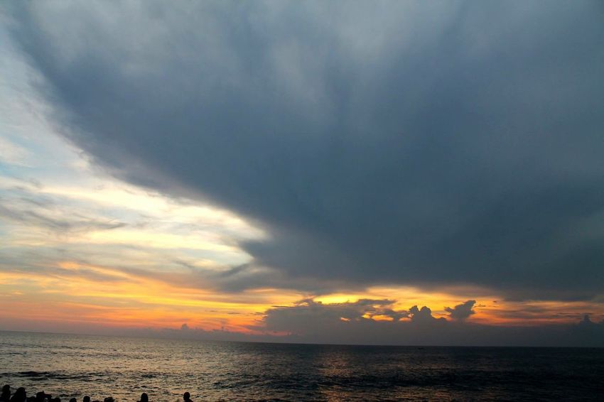 Sunset Cloud Bali Bali, Indonesia Baliphotography 43 Golden Moments