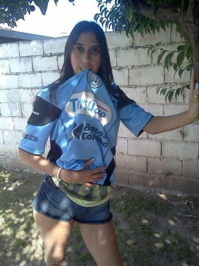 De Belgrano a morir! Belgrano Celeste Dangerously Sexy Shorts
