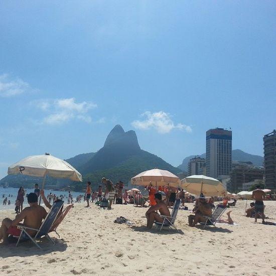Prainha Suave.... Sumer2014 Diadesol Amomto Beach Ferias