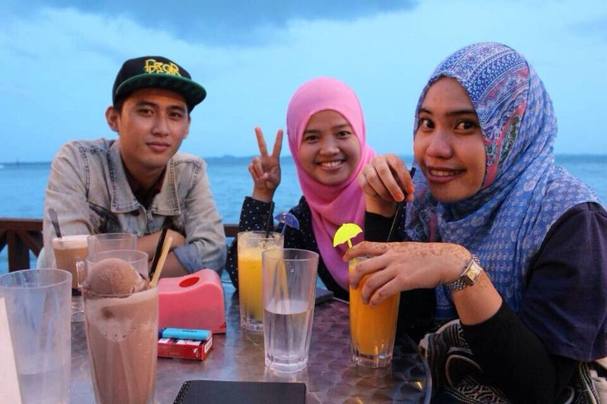 Throwback. Hangout with my friends! Sandakan Holiday Memories